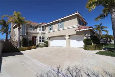 Stevenson Ranch Single Family Home Active Under Contract: 25931 Clifton Place