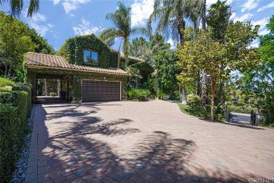 Woodland Hills Single Family Home For Sale: 4730 Azucena Road