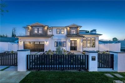 Encino Single Family Home For Sale: 5133 Sophia Avenue