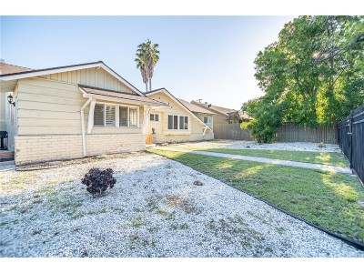 North Hills Single Family Home For Sale: 16406 Nordhoff Street