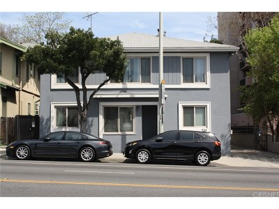 West Hollywood Residential Income For Sale: 1224 North Fairfax Avenue