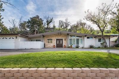 Woodland Hills Single Family Home For Sale: 22230 Tiara Street
