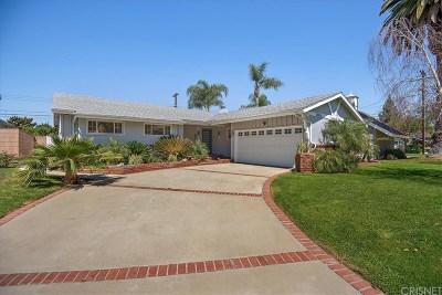 Granada Hills Single Family Home For Sale: 10619 Swinton Avenue