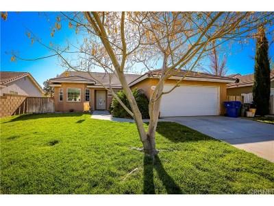 Lancaster Single Family Home For Sale: 44840 Fenhold Street