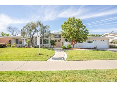 Granada Hills Single Family Home For Sale: 17800 San Jose Street