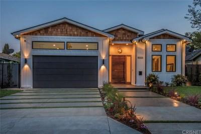 Sherman Oaks Single Family Home For Sale: 15030 Hartsook Street