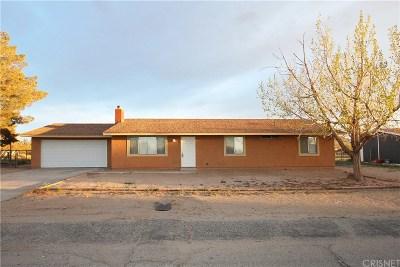 Lancaster Single Family Home For Sale: 15724 Newmont Avenue