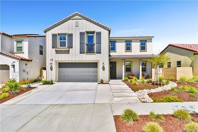 Santa Clarita, Canyon Country, Newhall, Saugus, Valencia, Castaic, Stevenson Ranch, Val Verde Single Family Home For Sale: 18733 Cedar Crest Drive
