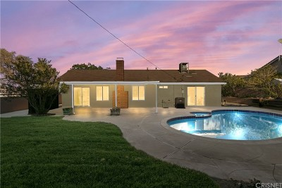 Palmdale Single Family Home For Sale: 38605 Yucca Tree Street