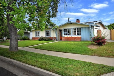 West Hills Single Family Home For Sale: 22844 Cantlay Street