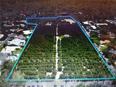 Woodland Hills Residential Lots & Land For Sale: 5300 Oakdale Avenue