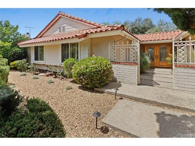 West Hills Single Family Home Sold: 8493 Farralone Avenue