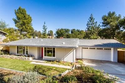 Pasadena Single Family Home For Sale: 1260 Doremus Road