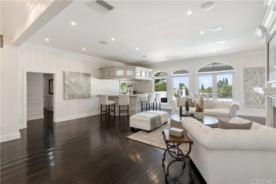 Encino Single Family Home Active Under Contract: 16461 Dorado Drive