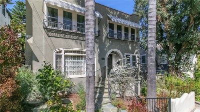 Los Angeles Single Family Home For Sale: 5915 Canyon Cove