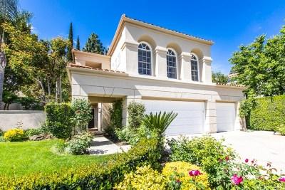 Calabasas Single Family Home For Sale: 23270 Park Basilico
