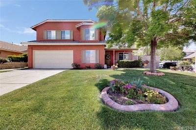 Palmdale Single Family Home For Sale: 5630 Diamond Street