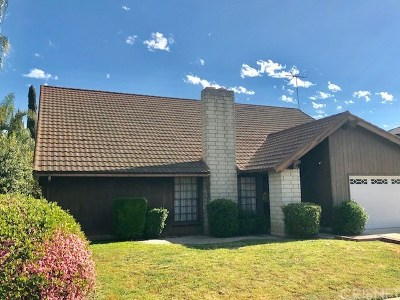 Simi Valley Single Family Home For Sale: 2274 Burnside Street