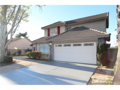 Palmdale Single Family Home For Sale: 2745 Paxton Avenue