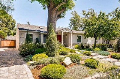 Studio City Single Family Home For Sale: 4118 Shadyglade Avenue