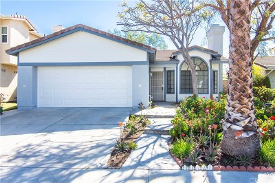 Santa Clarita, Canyon Country, Newhall, Saugus, Valencia, Castaic, Stevenson Ranch, Val Verde Single Family Home For Sale: 29114 Diablo Place