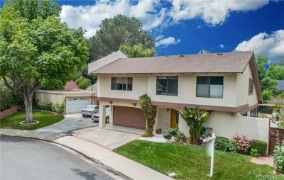 Valencia Single Family Home For Sale: 25207 Via Sistine