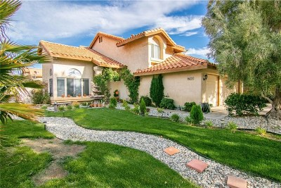 Palmdale Single Family Home For Sale: 37900 Wesley Court