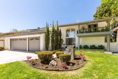 Westlake Village Single Family Home For Sale: 1525 Brentford Avenue