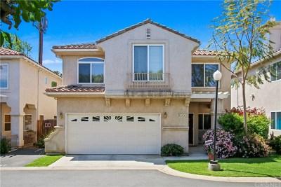 North Hills Single Family Home Active Under Contract: 9066 Hayvenhurst Avenue #102