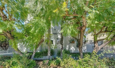 Condo/Townhouse Active Under Contract: 15153 Burbank #8