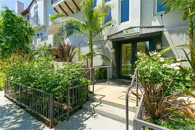 Studio City Condo/Townhouse For Sale: 4541 Colfax Avenue #104
