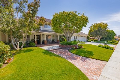 Simi Valley Single Family Home For Sale: 211 Longbranch Road
