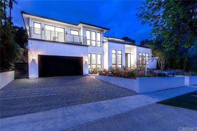 Encino Single Family Home For Sale: 16923 Escalon Drive