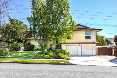 Newbury Park Single Family Home For Sale: 1249 Rotella Street