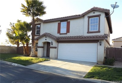 Palmdale Single Family Home For Sale: 40241 Reata Road