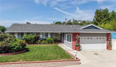 Granada Hills Single Family Home For Sale: 12645 McLennan Avenue