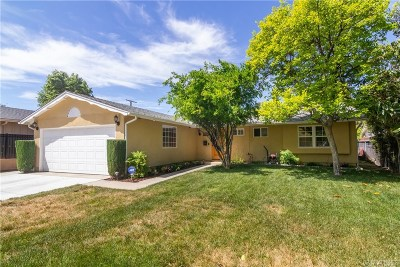 Woodland Hills Single Family Home Sold: 6167 Le Sage Avenue
