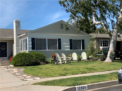 Single Family Home Active Under Contract: 12501 Appleton Way