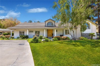 Acton Single Family Home For Sale: 32200 Joaquin Drive