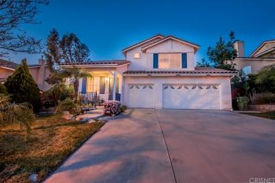 Sylmar Single Family Home For Sale: 12219 Via Santa Barbara
