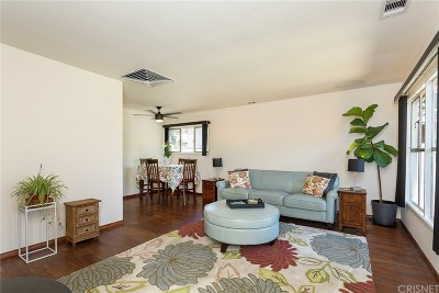 Panorama City Single Family Home Active Under Contract: 8603 Tilden Avenue