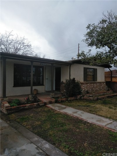 Palmdale Single Family Home For Sale: 37929 11th Street
