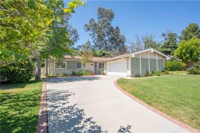 Granada Hills Single Family Home For Sale: 11621 Gerald Avenue