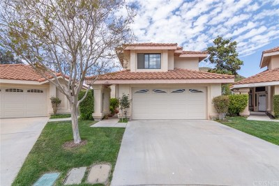 Canyon Country Single Family Home For Sale: 15657 Meadow Drive