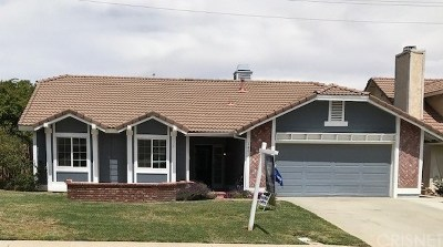 Palmdale Single Family Home For Sale: 1401 Windsor Place