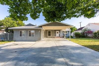 Granada Hills Single Family Home For Sale: 16722 Bermuda Street