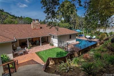 Sherman Oaks Single Family Home For Sale: 15461 Del Gado Drive