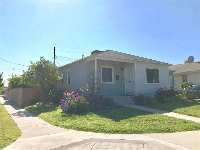 Encino Single Family Home Sold: 6008 Texhoma Avenue