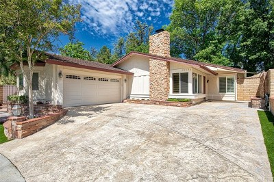 Valencia Single Family Home For Sale: 25896 Ramillo Way