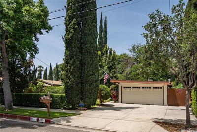 North Hills Single Family Home For Sale: 8521 Gothic Avenue